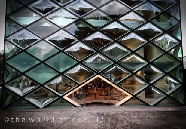 Prada Building | Tokyo, Japan