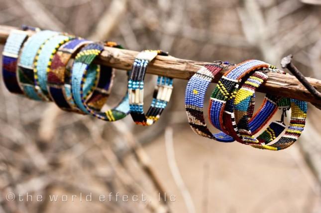 Masai Bracelets | Tanzania