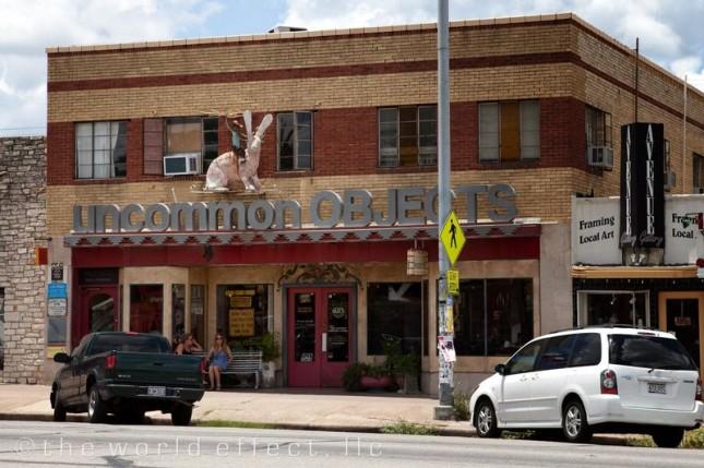 Uncommon Objects | Austin, TX