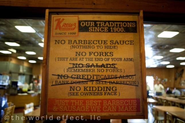 Kreuz BBQ | Lockhart, TX