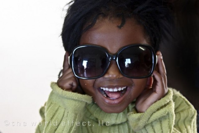 Little girl | Langa Township South Africa