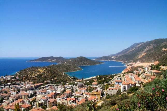 best beaches   Kas, Turkey