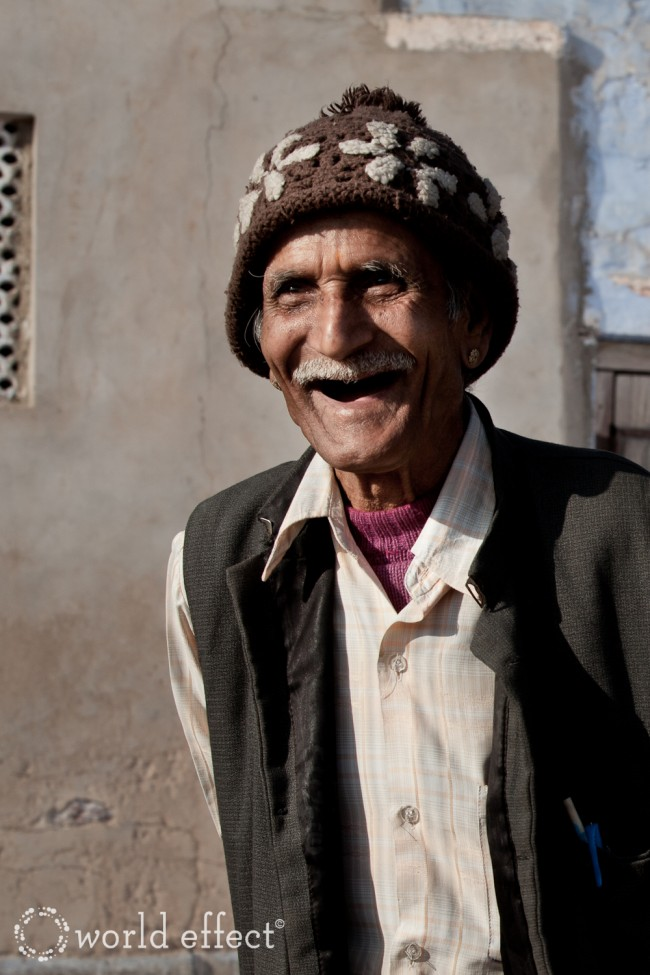 Laughing Man | Jodhpur, India