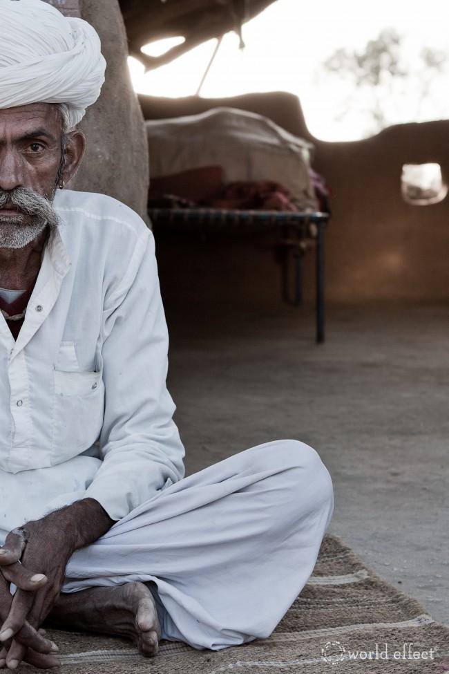 Village Elder | Rajasthan, India