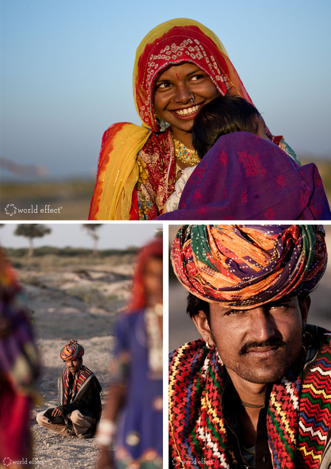 brother and wife | Rajasthan, India