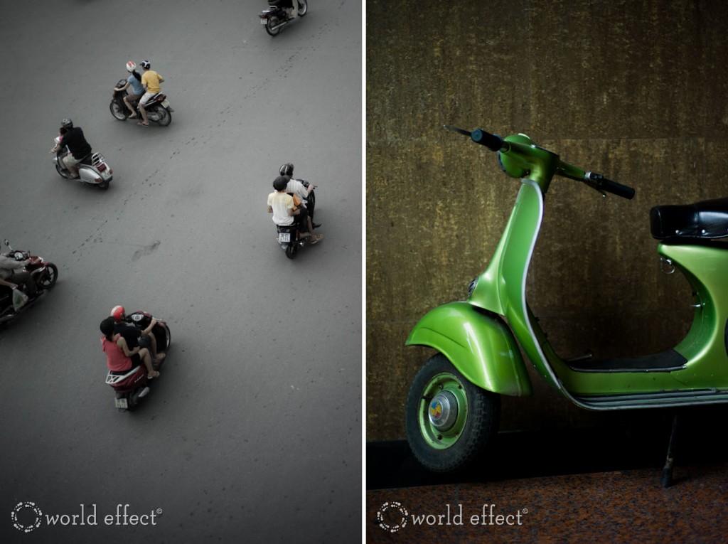 Art of the Scooter | Hanoi, Vietnam