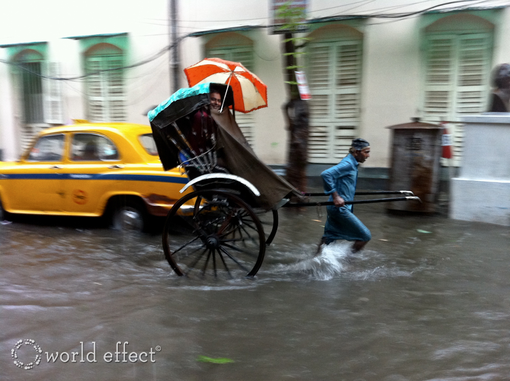 Monsoon | Kolkata, India