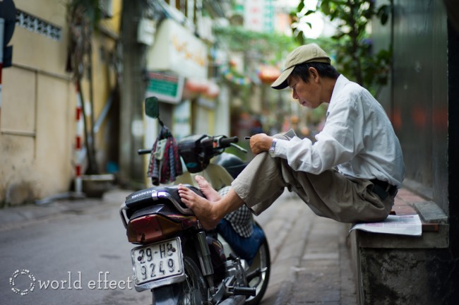 Art of the Scooter | Hanoi,Vietnam