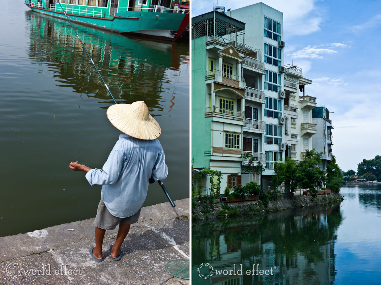 Turquoise | Hanoi, Vietnam