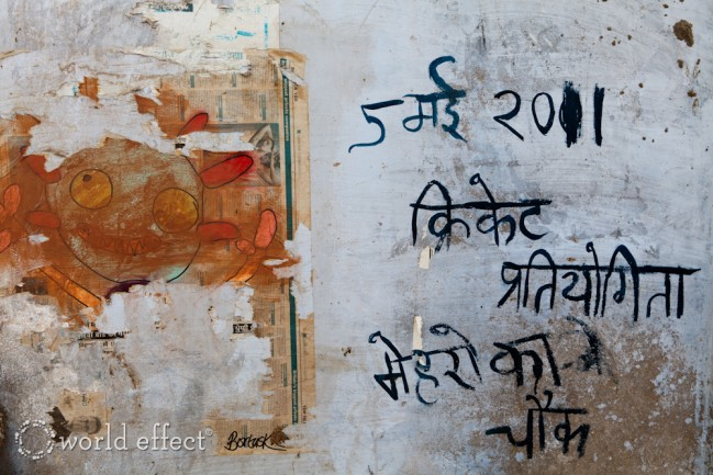 Graffiti Jodhpur, India