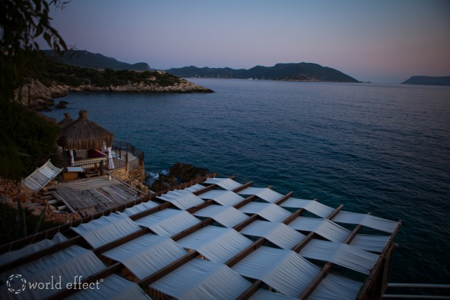 Kas, Turkey at sunrise